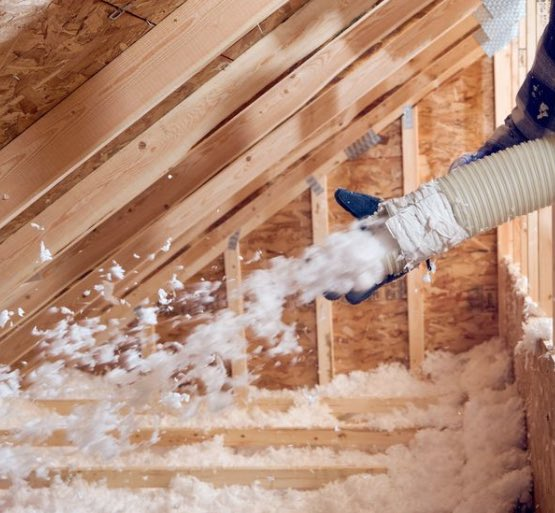 Insulation Installation blow in Toronto