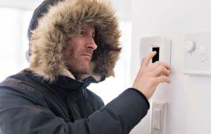 contaminated insulation thermostat problem