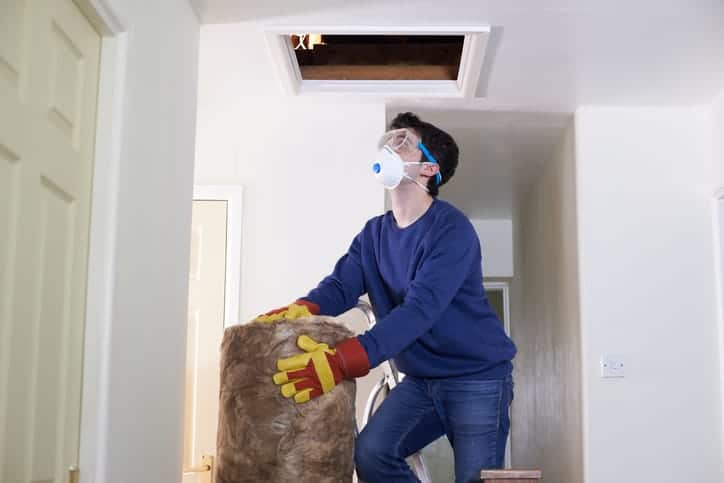 When to Replace Insulation in the Attic