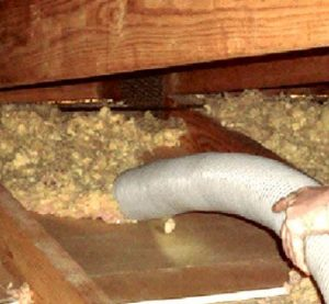 Insulation removal toronto