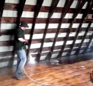 professional attic cleaning toronto