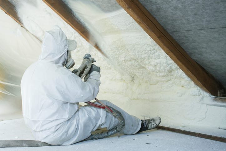 What Are Pros And Cons Of Spray Foam Insulation Attic