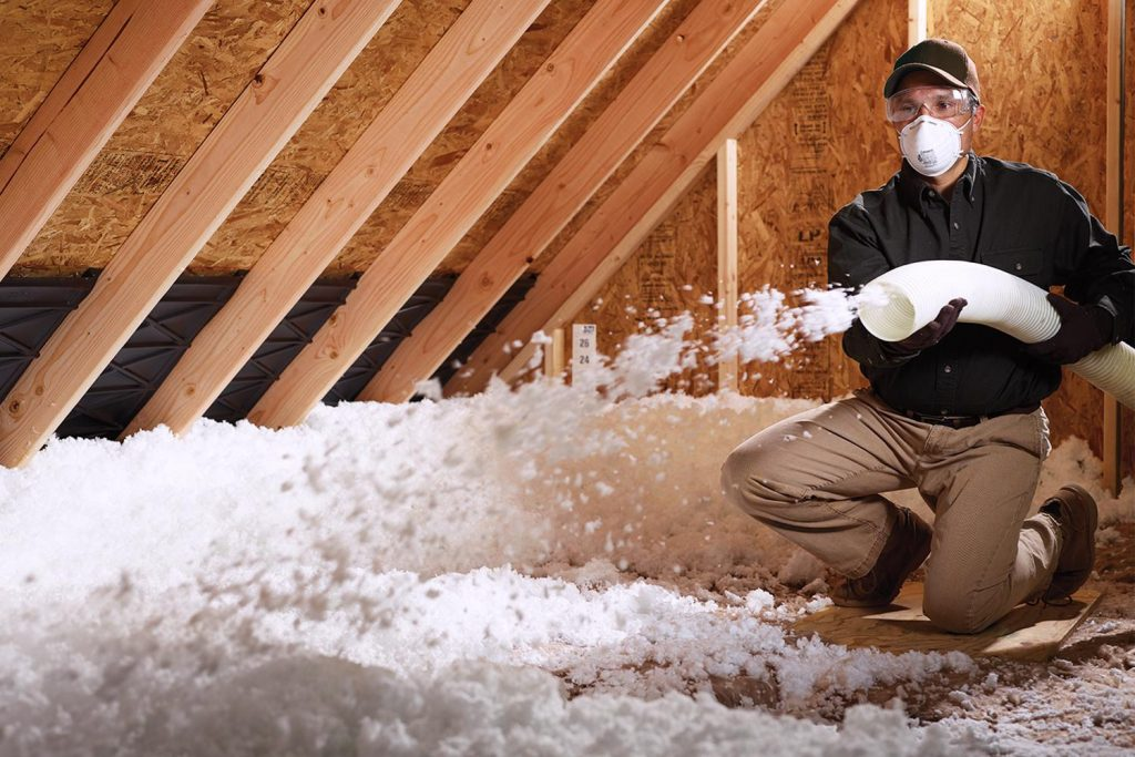 insulation top up