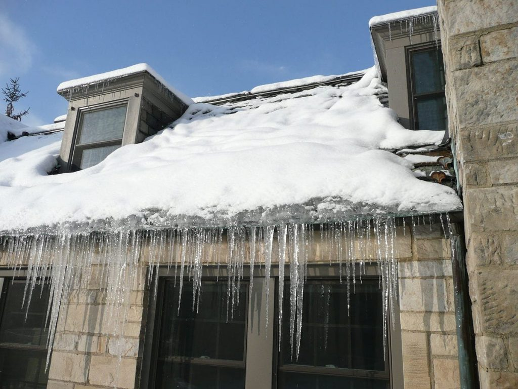 How Can Attic Heat Cause Ice Dam Problems