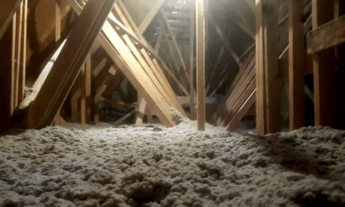 cellulose blown-in insulation